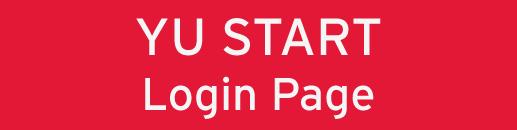 YU START Login Page