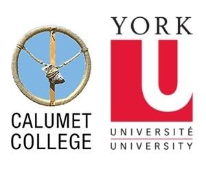 calumet and york university logos