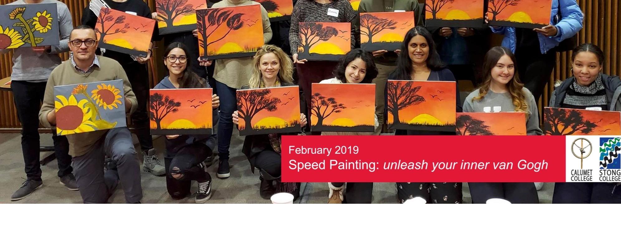 Speed Painting