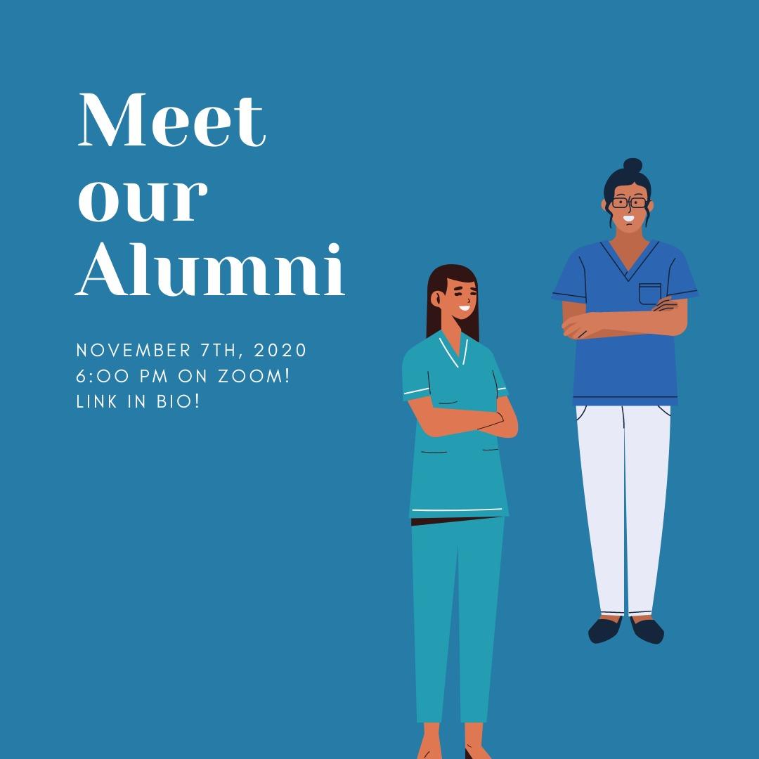 Meet Our Alumni (2nd Entry Nursing) @ Zoom
