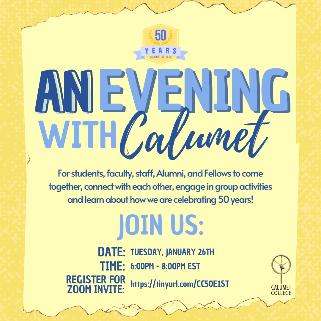 An Evening with Calumet