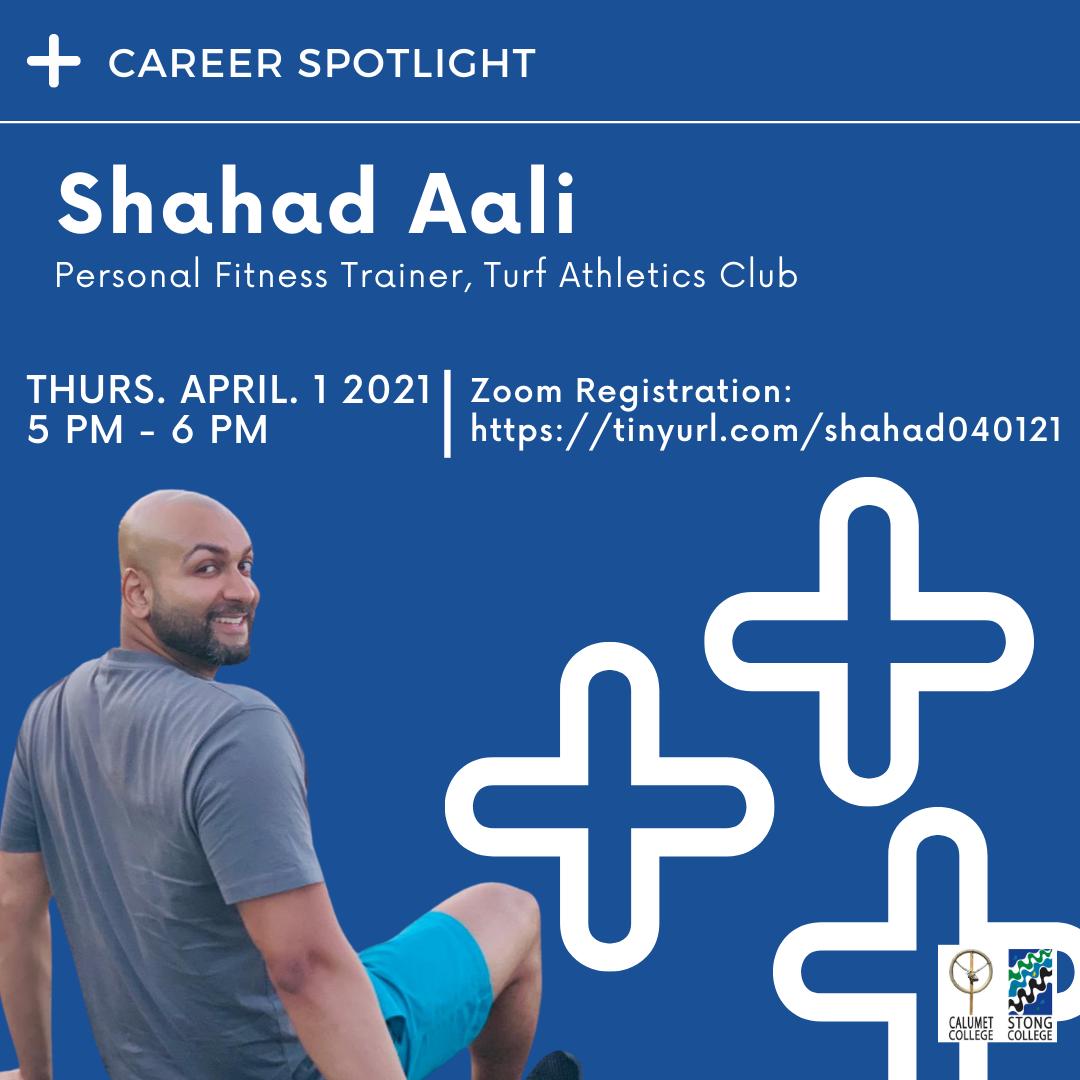 Career Spotlight: Shahad Aali, Personal Fitness Trainer, TURF Athletics Club