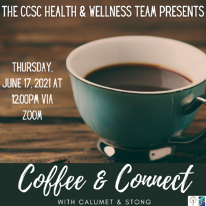 Coffee and Connect: Health and Wellness Team at Calumet and Stong Colleges